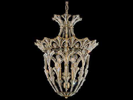 Schonbek Rivendell Four-Light Pendant Light