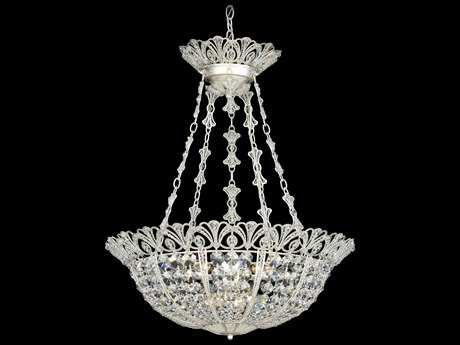 Schonbek Tiara Nine-Light Pendant Light