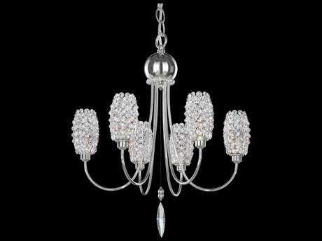 Schonbek Dionyx Six-Light 16'' Wide Grand Chandelier