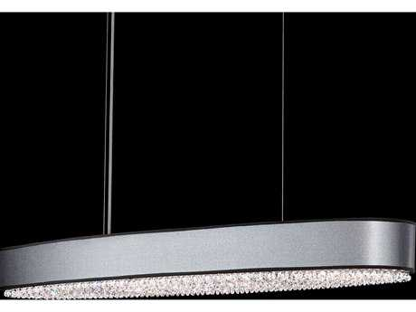 Schonbek Eclyptix 12-Light 48.5'' Wide Island Light