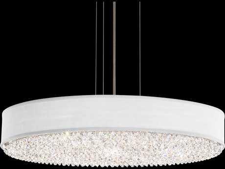 Schonbek Eclyptix Seven-Light 24'' Wide Pendant Light