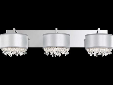 Schonbek Eclyptix Six-Light 28'' Wide Wall Sconce