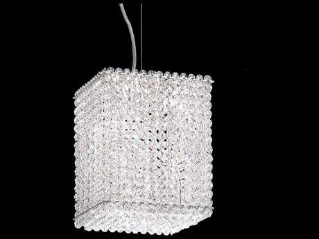 Schonbek Matrix Four-Light Mini-Pendant Light