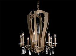 Linterna Ten-Light 21'' Wide Chandelier