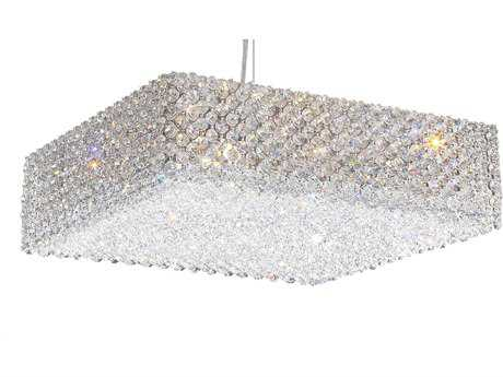 Schonbek Refrax 13-Light Pendant Light