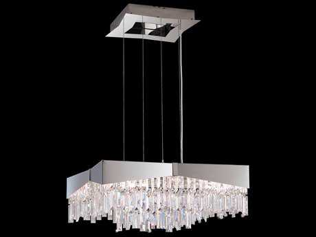 Schonbek Riviera Eight-Light Pendant Light
