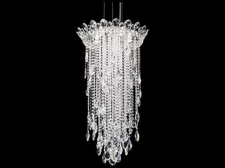 Schonbek Trilliane Strands Five-Light 21'' Wide Pendant Light