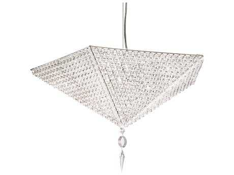 Schonbek Vertex Ten-Light Pendant Light