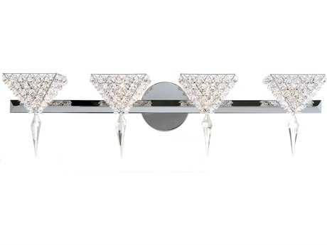 Schonbek Vertex Four-Light Vanity Light
