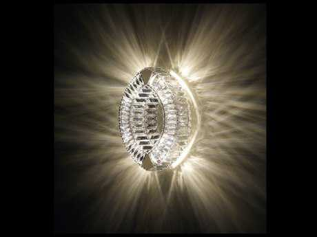 Swarovski Eyris Four-Light Wall Sconce