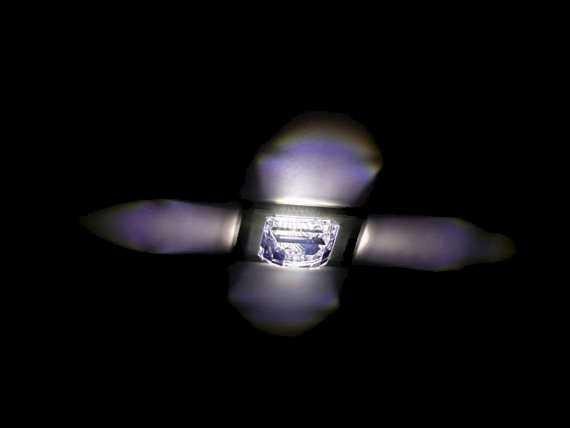 Swarovski Madison Chrome Recessed Light S6sma425