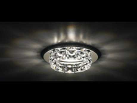 Swarovski Ringlet Recessed Light