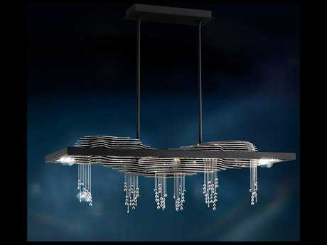 Swarovski Sevetti 12-Light 100W LED (4000K) Pendant Luminaire