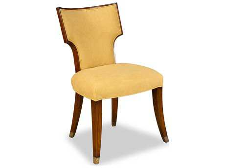 Sarreid Walnut Dining Side Chair (Sold in 2)