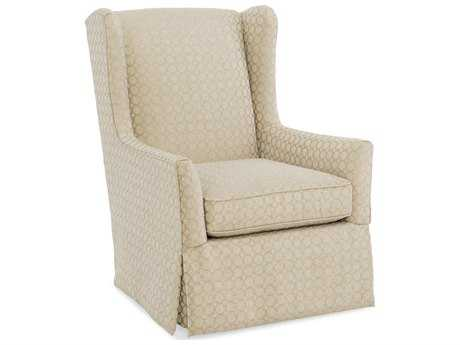 Sam Moore Delilah Skirted Accent Chair