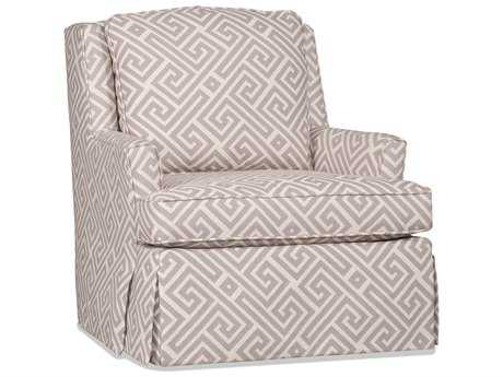 Sam Moore Bailey Swivel Glider Club Chair