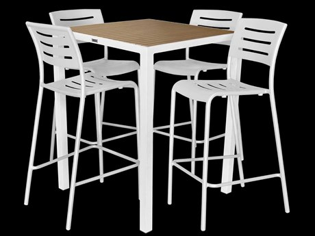 Source Outdoor Furniture Adele Aluminum Dining Set