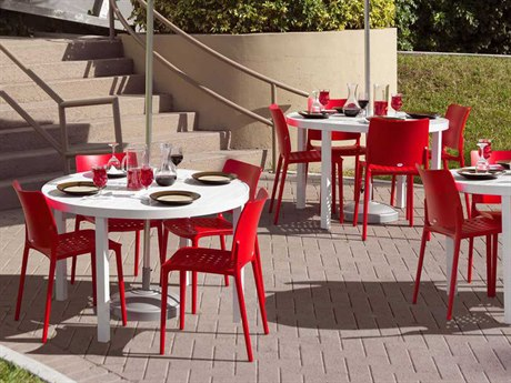 Source Outdoor Furniture Marcay Resin Dining Set