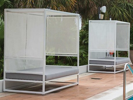 Source Outdoor Furniture Relax Aluminum Daybed Set