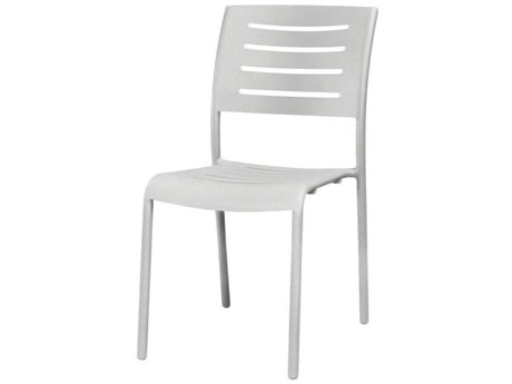 Source Outdoor Furniture Adele Aluminum Dining Side Chair