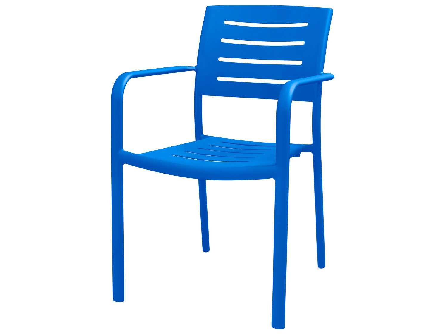 Source outdoor furniture adele aluminum dining arm chair for Source outdoor furniture