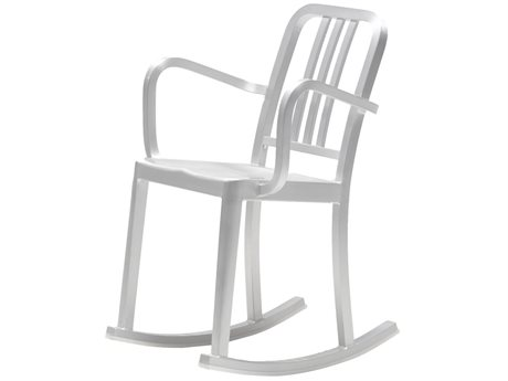 Source Contract Echo Aluminum Metal Lounge Chair