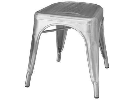 Source Outdoor Furniture Fremont Steel Dining Height Stool