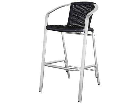 Source Outdoor Furniture Bermuda Aluminum Bar Chair