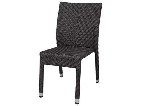 Source Outdoor Furniture Miami Dining Side Chair