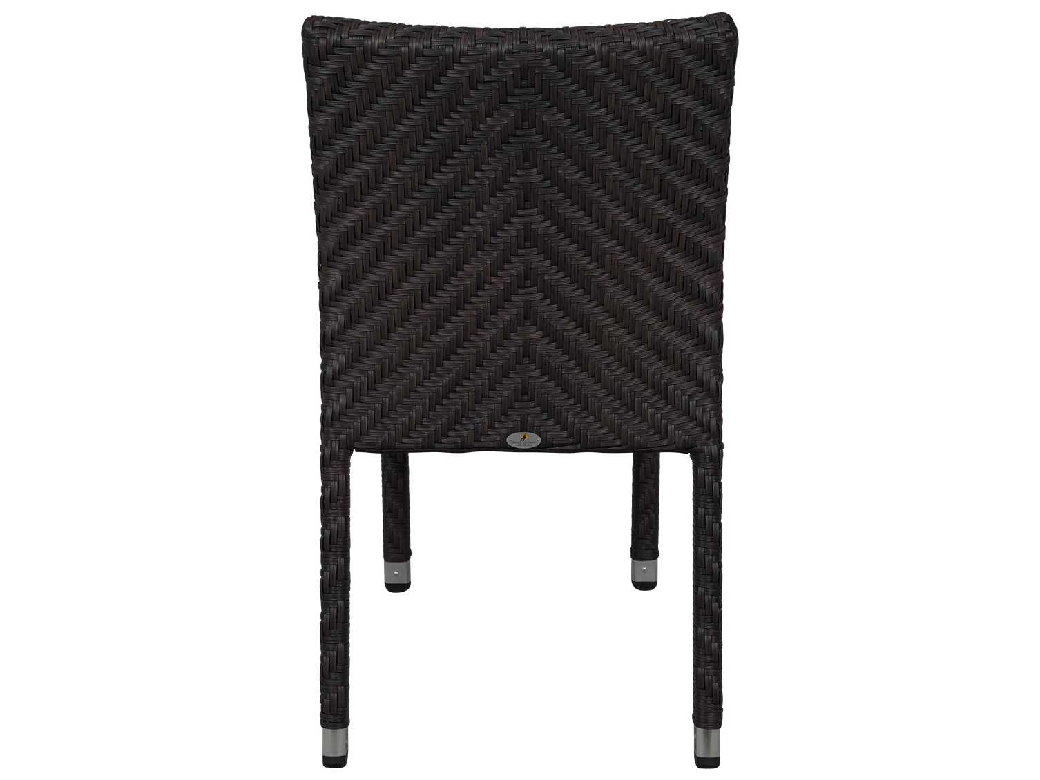 Source outdoor furniture miami dining side chair sc 2014 162 for Source outdoor furniture