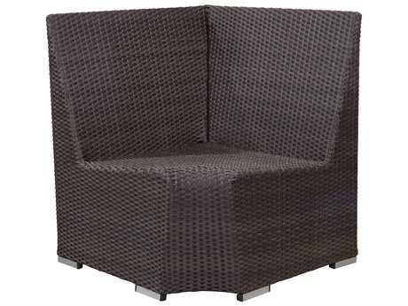 Source Outdoor Furniture Boca Dining Corner Low Back Replacement Cushion