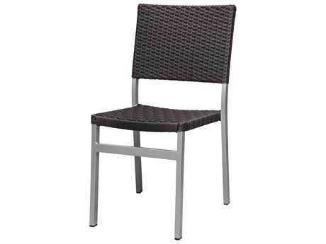 Source Outdoor Furniture Fiji Wicker Dining Side Chair