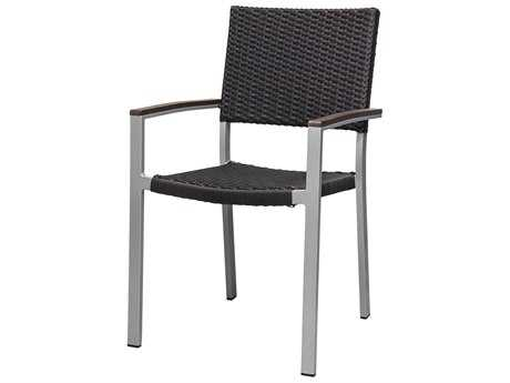 Source Outdoor Furniture Fiji Wicker Dining Arm Chair