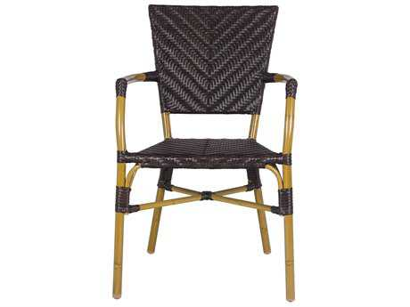 Source Contract Capri Dining Arm Chair Replacement Cushion