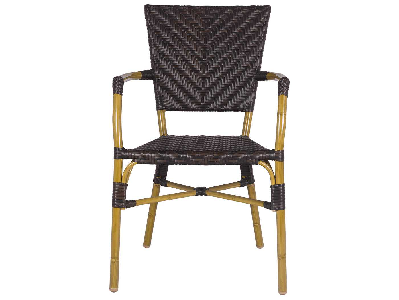 Source Outdoor Furniture Capri Dining Arm Chair