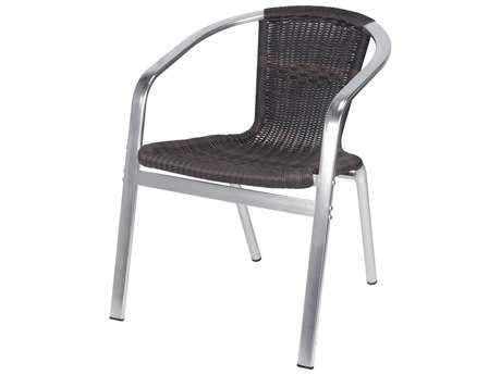 Source Outdoor Furniture Bermuda Aluminum Arm Chair
