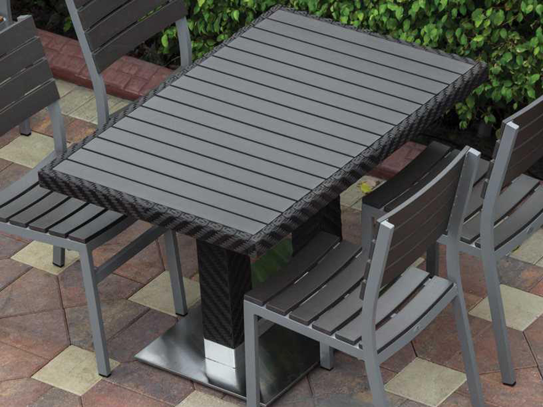 source outdoor furniture arizona wicker 48 x 32