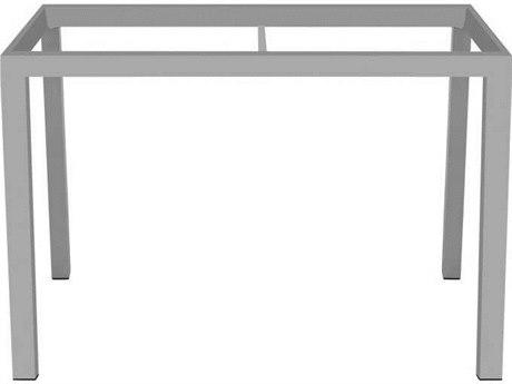 Source Outdoor Furniture Sedona Aluminum Rectangular Dining Table Base
