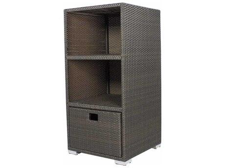 Source Outdoor Furniture Zen Wicker Towel Storage