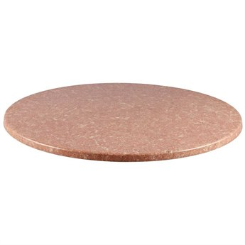 Source Outdoor Furniture Duratop Resin 28''Wide Round Table Top