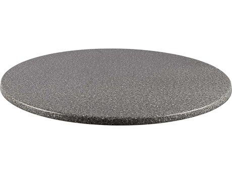 Source Outdoor Furniture Duratop Resin 36''Wide Round Table Top
