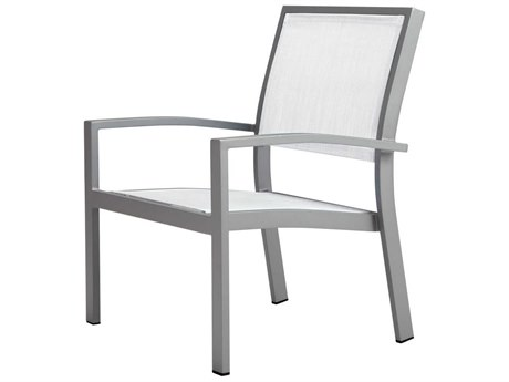 Source Outdoor Furniture Fusion Aluminum Sling Lounge Chair