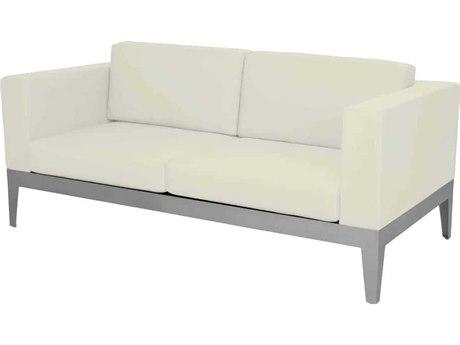 Source Outdoor Furniture South Beach Aluminum Loveseat