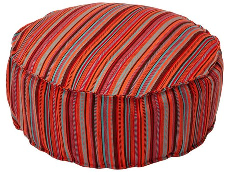Source Outdoor Furniture Casbah Fabric Cushion Ottoman
