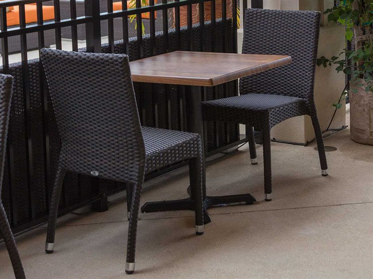 Surprising Source Outdoor Furniture Sierra Wicker Dining Set Download Free Architecture Designs Intelgarnamadebymaigaardcom