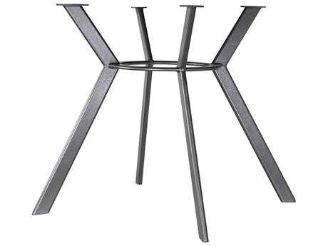Source Outdoor Furniture Horizon Aluminum 4 Extra Dining Table Base