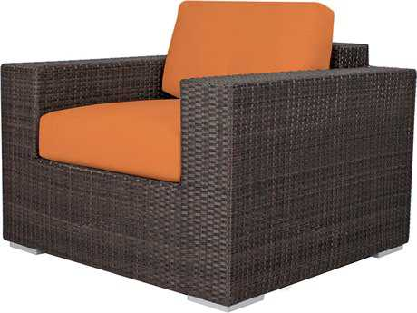 Source Outdoor Furniture King Wicker Club Chair