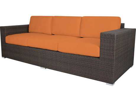 Source Outdoor Furniture King Wicker Sofa
