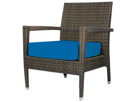 source outdoor furniture zen wicker club chair