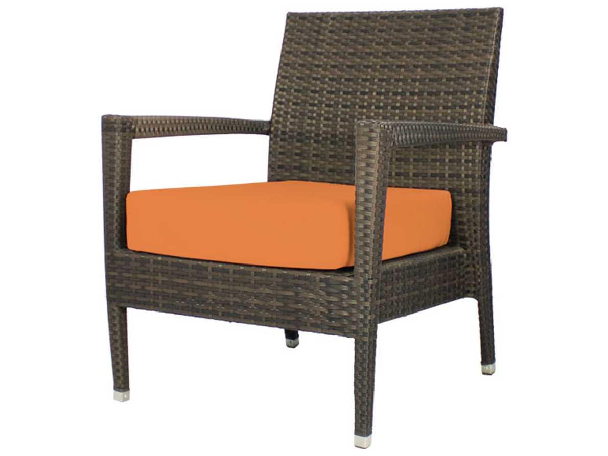 Source outdoor furniture zen wicker club chair so 2002 101 for Source outdoor furniture